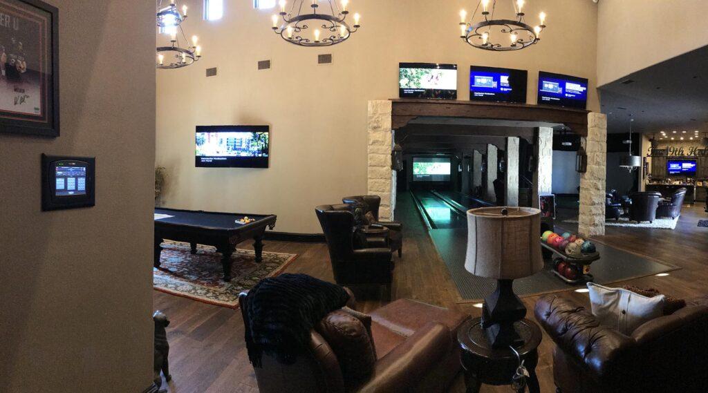 Complete Home AV Control Lubbock