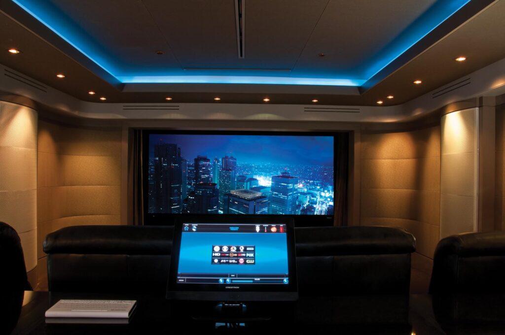 Home Movie Room Equipment