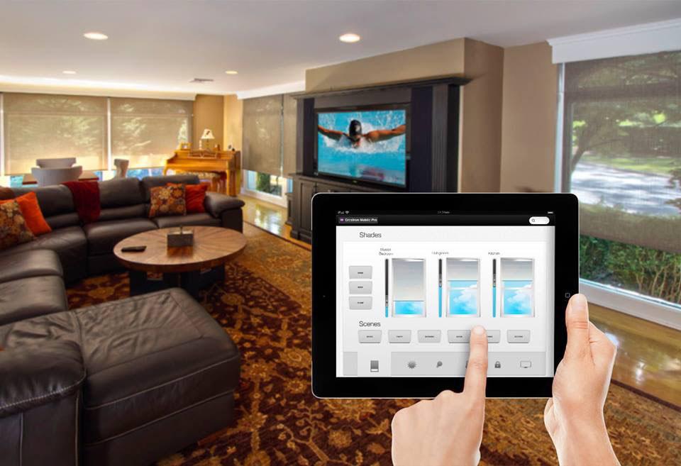 SMart Home PAnel Remote COntrol