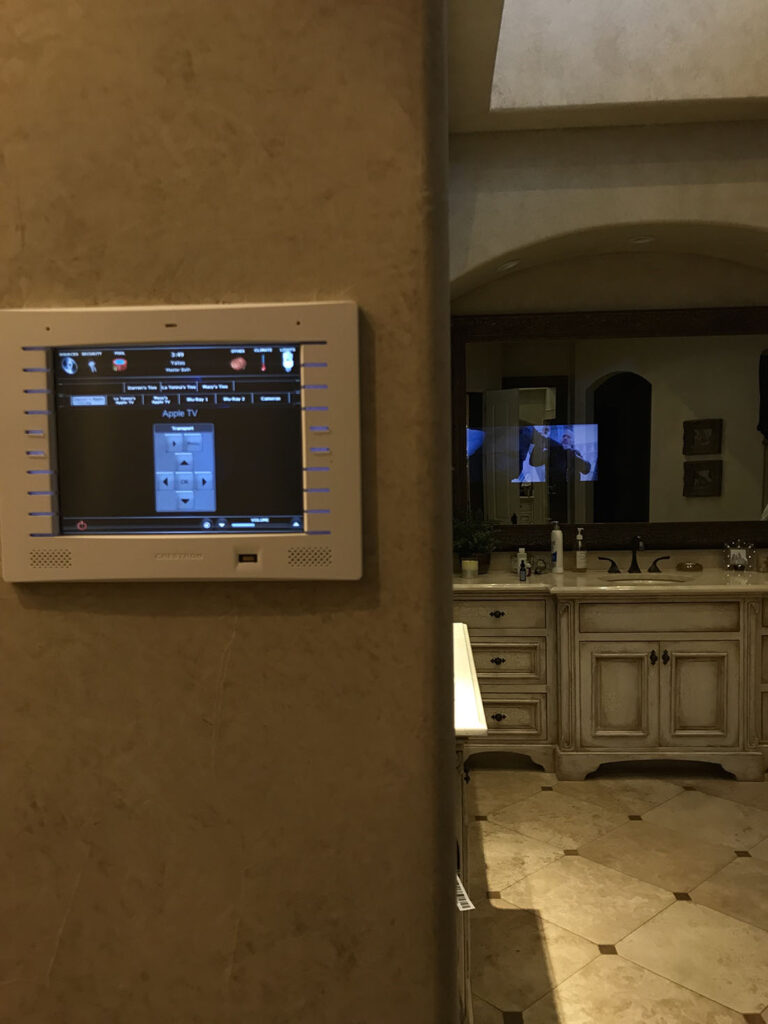 Smart Home Touch Panel